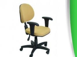 Cadeira com Back Giratória